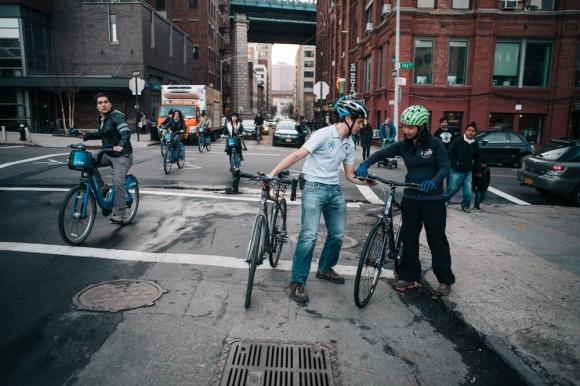Citi Bikes -PattyChangAnker.com